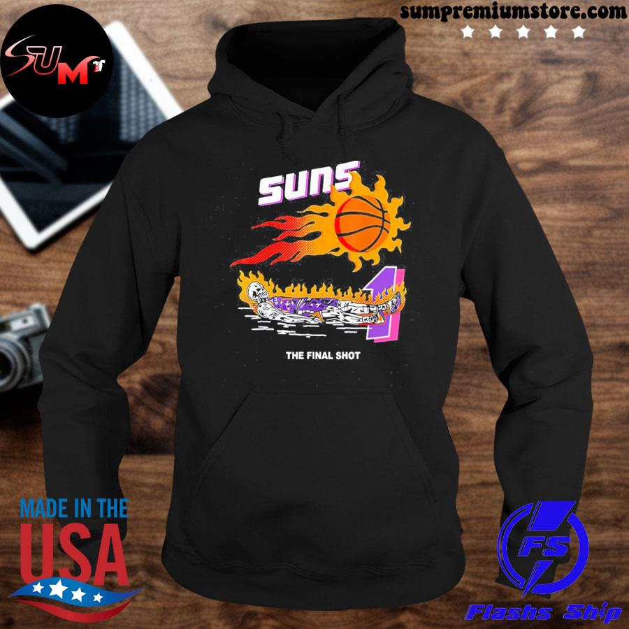 Official phoenixes suns the valley-city-jersey s hoodie-black