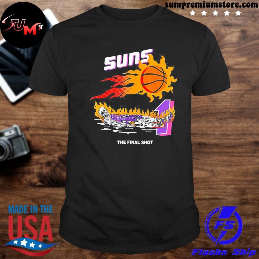 Official phoenixes suns the valley-city-jersey shirt